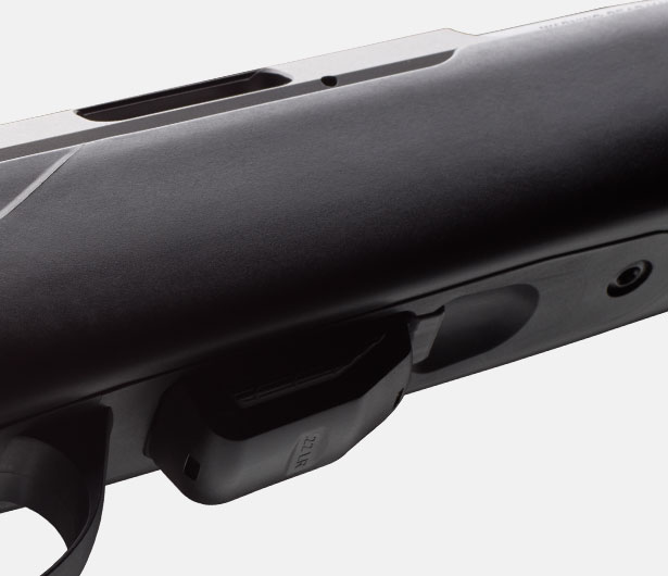 Tikka Rifle special features - Magazine