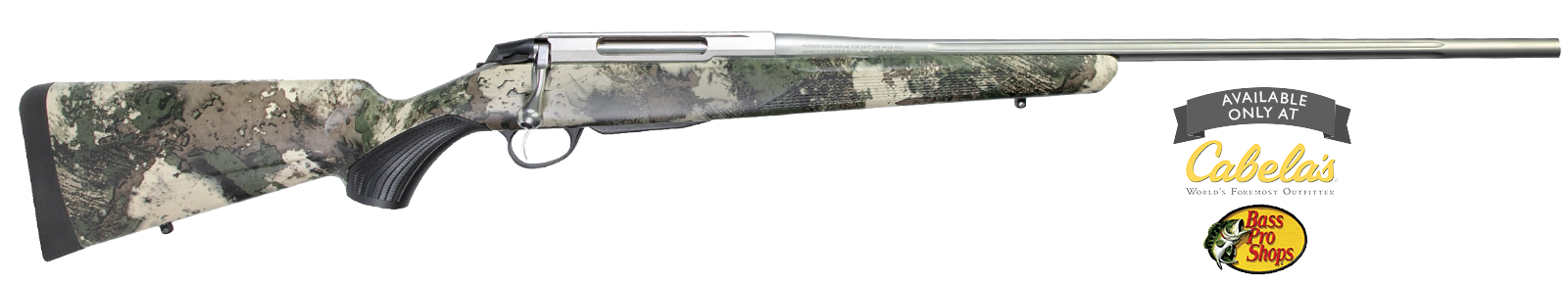 Tikka T3x SUPERLITE CAMO