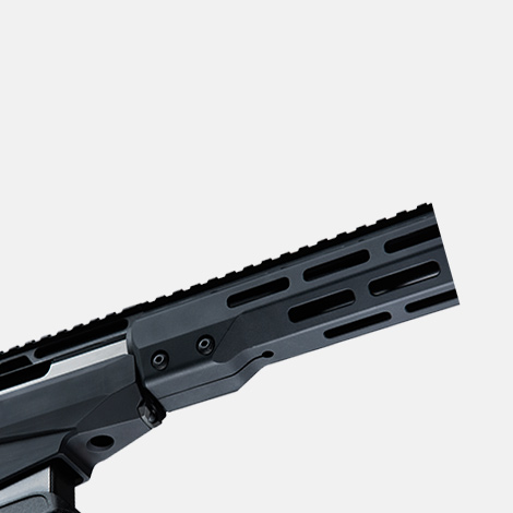 Tikka Rifle special features - FORE-END