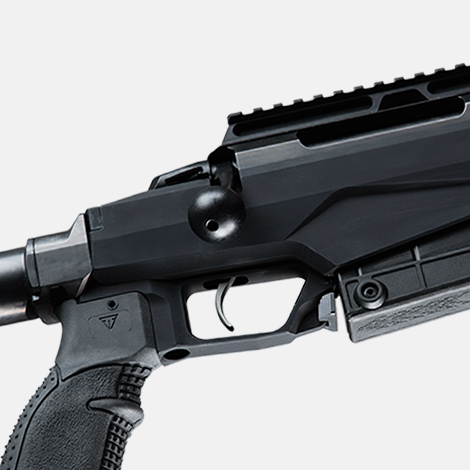 Tikka Rifle special features - TRIGGER