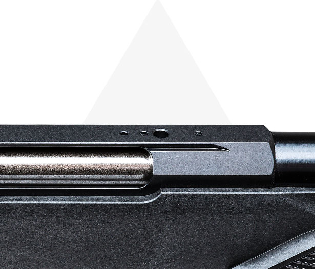 Tikka Rifle special features - IMPROVED RAIL ATTACHMENT