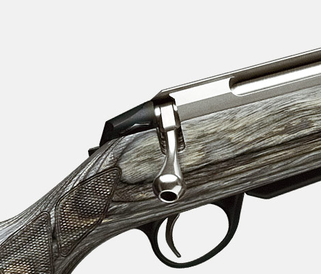 Tikka Rifle Special Features Barrel Stock