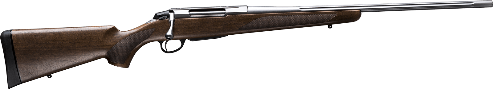 Tikka T3x HUNTER STAINLESS FLUTED BARREL