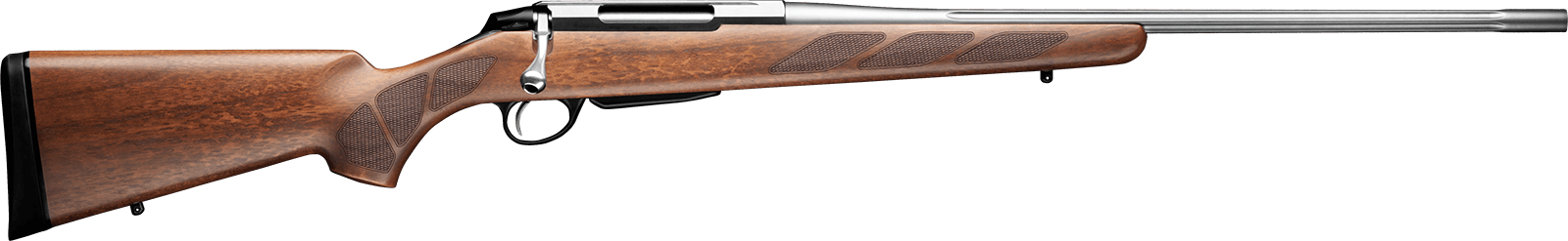 Tikka T3 HUNTER STAINLESS FLUTED BARREL